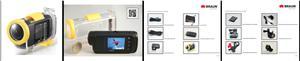 BRAUN Minikamera SixZERO DV (FullHD, 60fps!)