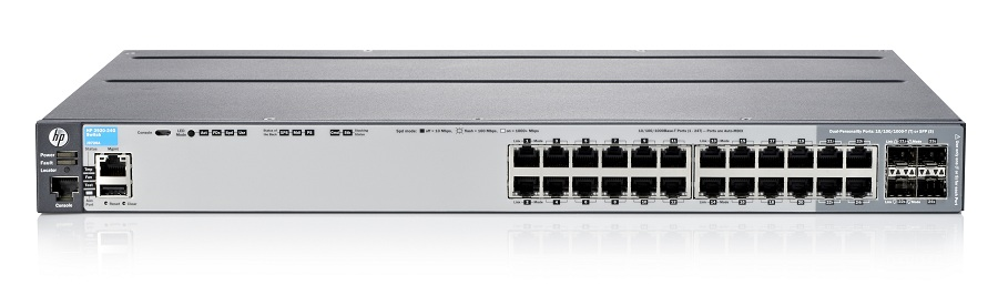 Aruba 2920 24G Switch