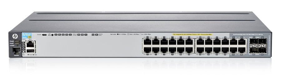 Aruba 2920 24G POE+ Switch