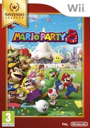 Nintendo Wii hra Mario Party 8 Nintendo Select