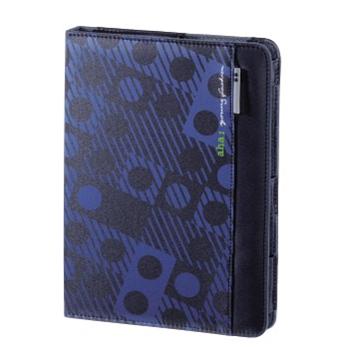 Obal na tablet Lenni pro Samsung Galaxy Tab 10.1, 10.1N, Tab 2 10.1, námořnícký modrý