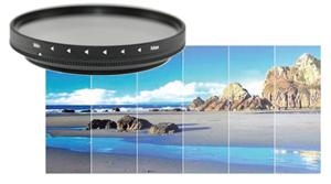 BRAUN filtr ND4-400x Vario Smooth - 49 mm+redukce