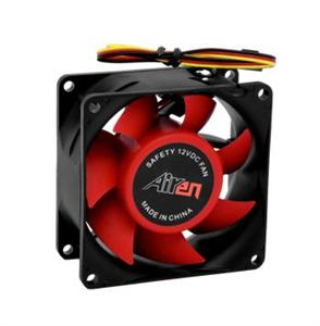 AIREN FAN RedWings80H (80x80x38mm, 15,2dBA)