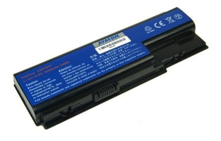 Náhradní baterie AVACOM Acer Aspire 5520/6920 Li-ion 10,8V 5200mAh/56Wh
