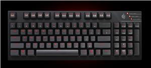 CM STORM mechanická klávesnice Quickfire TK-soft