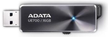 ADATA DashDrive™ Elite Series UE700 16GB USB 3.0 hlíníkový flashdisk, výsuv.kon.