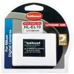 Hähnel HL-EL10 - Nikon EN-EL10, 660 mAh 3.7V. 2,7Wh