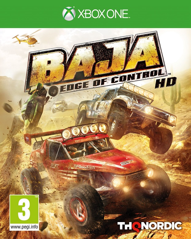 XBOX ONE - Baja: Edge of Control HD