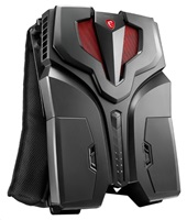 MSI VR ONE 6RE-026CZ, i7-6820HK, 16GB, GTX 1070 8GB, 512 GB, W10