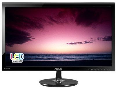 """AKCE_27"""" LED ASUS VS278Q -1ms,DP,2xHDMI,DVI,repro"""