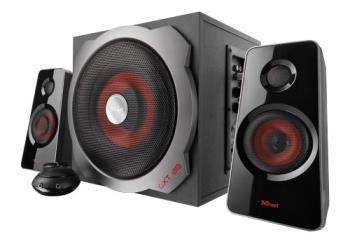 zvuk. systém TRUST GTX38 2.1 Speaker Set 60W