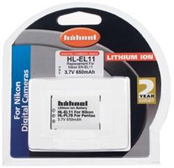 Hähnel HL-EL11 - Nikon EN-EL11, 650 mAh 3.7V