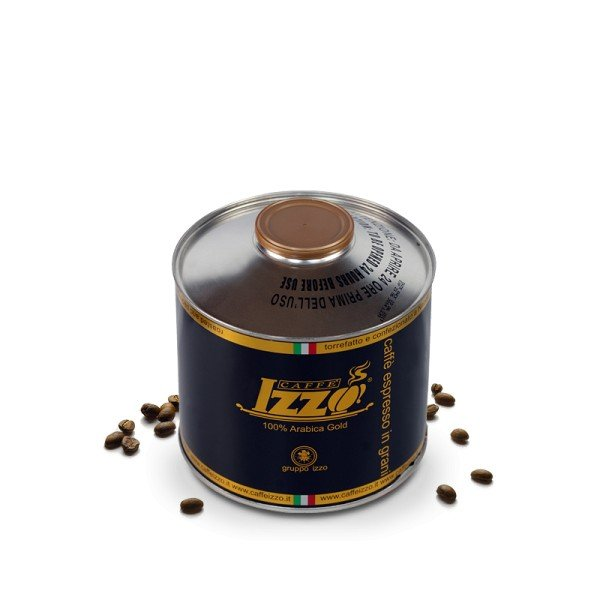 Káva Izzo Gold 1kg plech