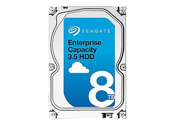 HDD 8TB Seagate Enterprise NAS 128MB SATAIII 7200r