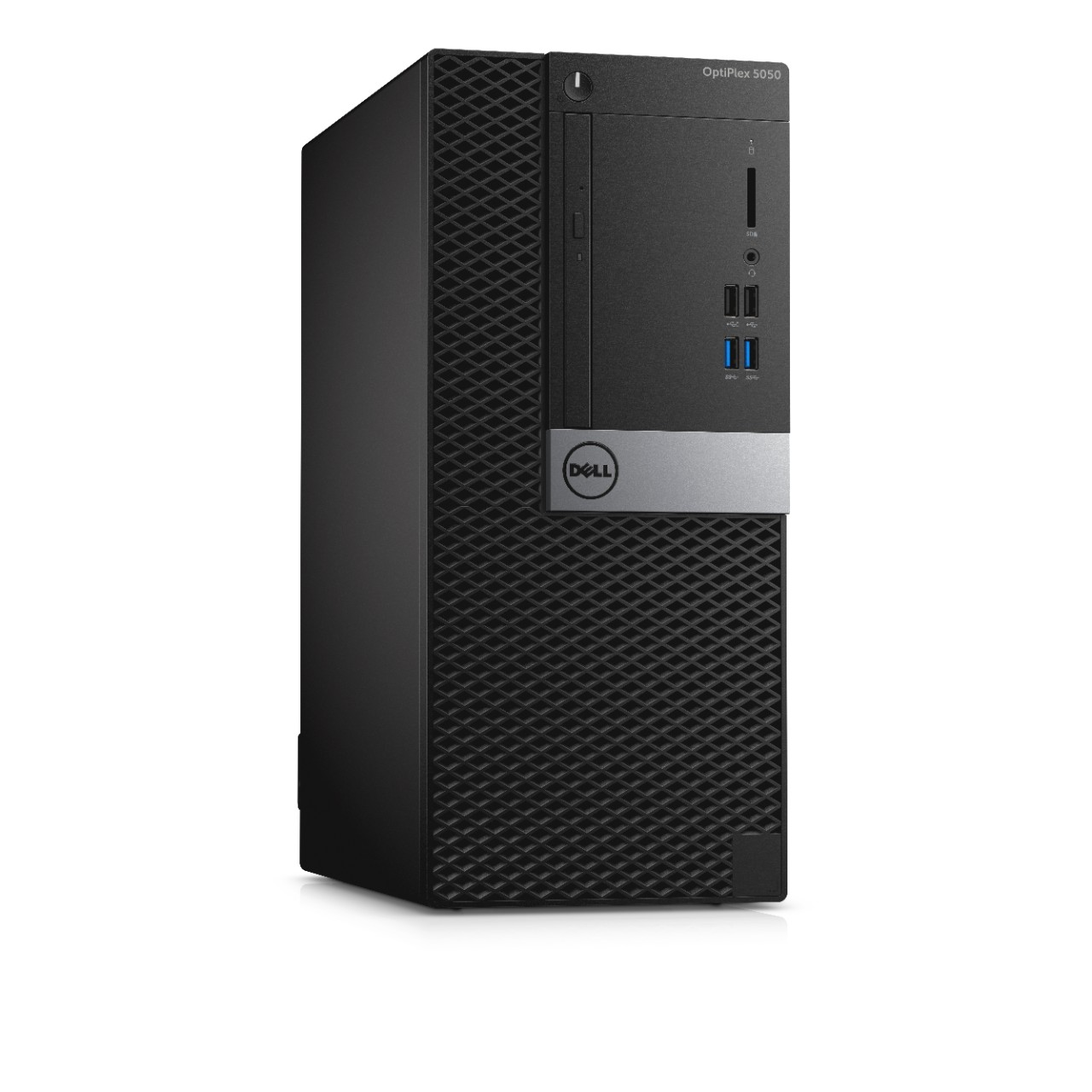 Dell PC Optiplex 5050 MT i5-6600/8G/1TB/DP/R5-430-2GB/HDMI/DVD/bez KB/W10P/5rNBD PrSu