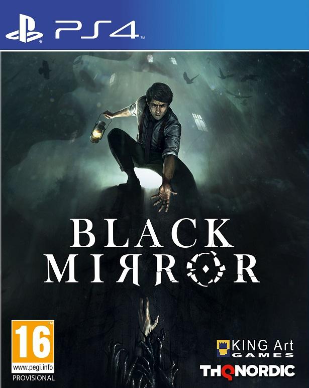 PS4 - Black Mirror 4