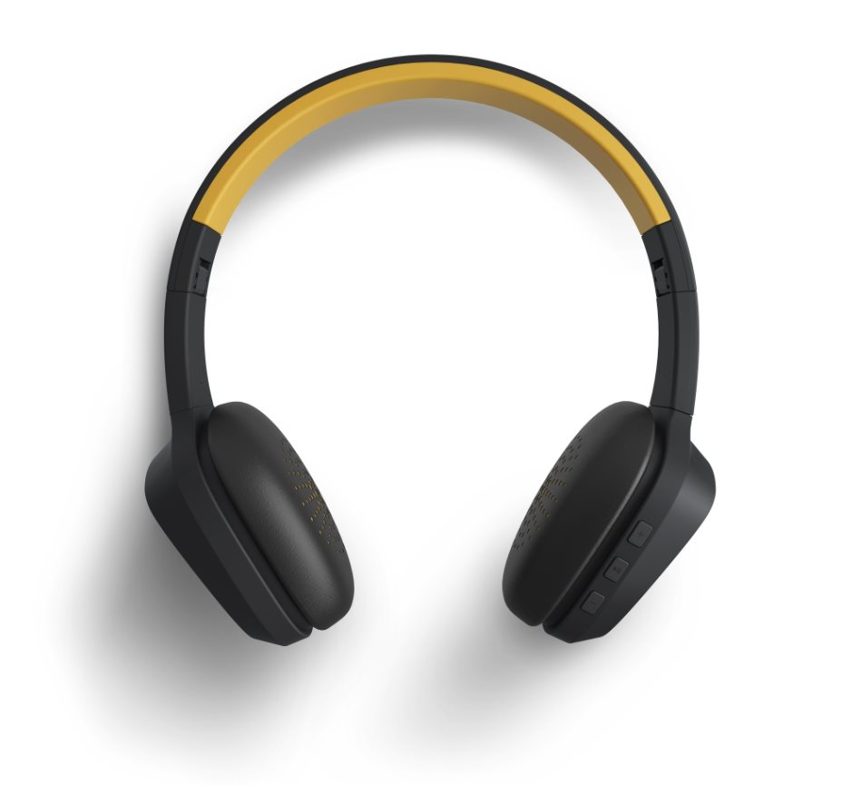 ENERGY Headphones 3 Bluetooth Yellow