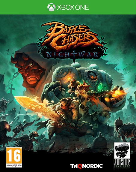 XBOX ONE - Battle Chasers: Nightwar