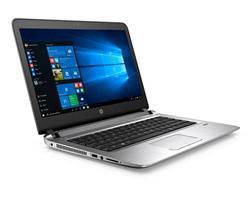 HP ProBook 440 G3, i5-6200U, 14.0 FHD, 4GB, 256GB, FpR, ac, BT, Backlit kbd, W10Pro-W7Pro