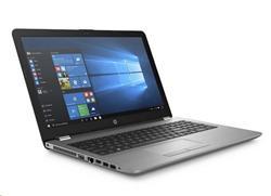 "HP 250 G6, i5-7200U, 15.6"" FHD, 4GB, 256GB M,2 SSD, DVDRW, ac, BT, W10, black"