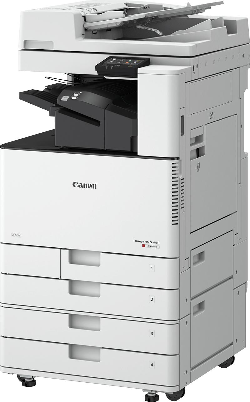 Canon imageRUNNER C3025i - A3/PSC/RADF/LAN/WiFi/Send/PCL/Duplex/25ppm/zásobník2x550/USB