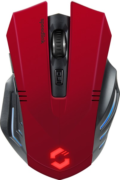 FORTUS Gaming Mouse - Wireless, black