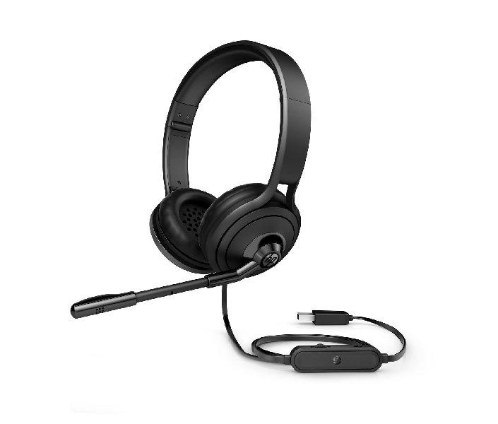 HP Pavilion USB Headset 500 černá