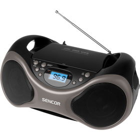 Autorádio Sencor SPT 225 s CD/MP3/USB