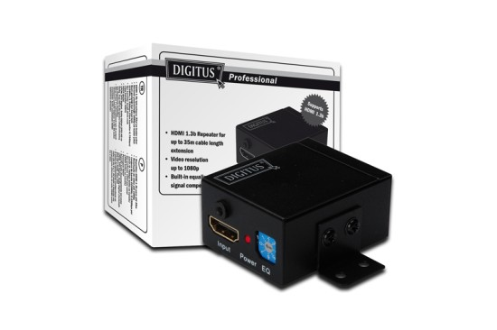 Digitus HDMI HighSpeed repeater až 35 m