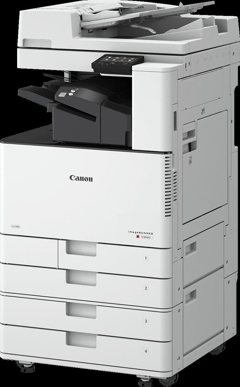 Canon imageRUNNER C3025i set