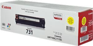 Toner Canon 731 Y | i-SENSYS LBP7100/LBP7110