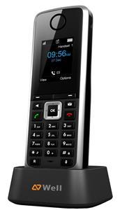 "Yealink W52H IP DECT ručka pro W52P,1,8"" bar. LCD,4 prog.tl."