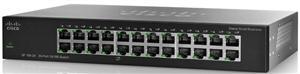 Cisco SF100-24 24-Port 10/100 Switch