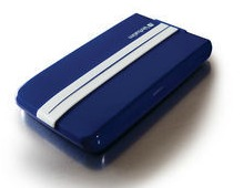 "VERBATIM HDD 2.5"" 1TB GT SUPERSPEED USB 3.0 modrá/bílá"