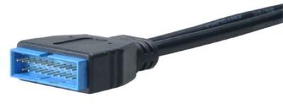 AKASA - USB 3.0 na USB 2.0 adaptér