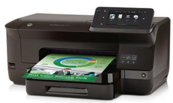 Tiskárna HP Officejet Pro 251dw A4 čb/25str| bar/25str| USB| LAN| WIFI| LCD|