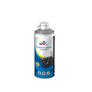 TB Clean Stlačený vzduch 400 ml Akce 2+1 zdarma