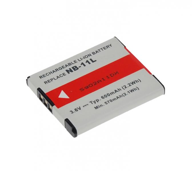 Baterie AVACOM Canon NB-11L Li-Ion 3.7V 600mAh