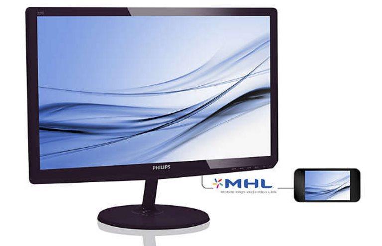 "Philips LCD 227E6EDSD 21,5""wide IPS LED/1920x1080/20mil:1/5ms/VGA/DVI/HDMI"