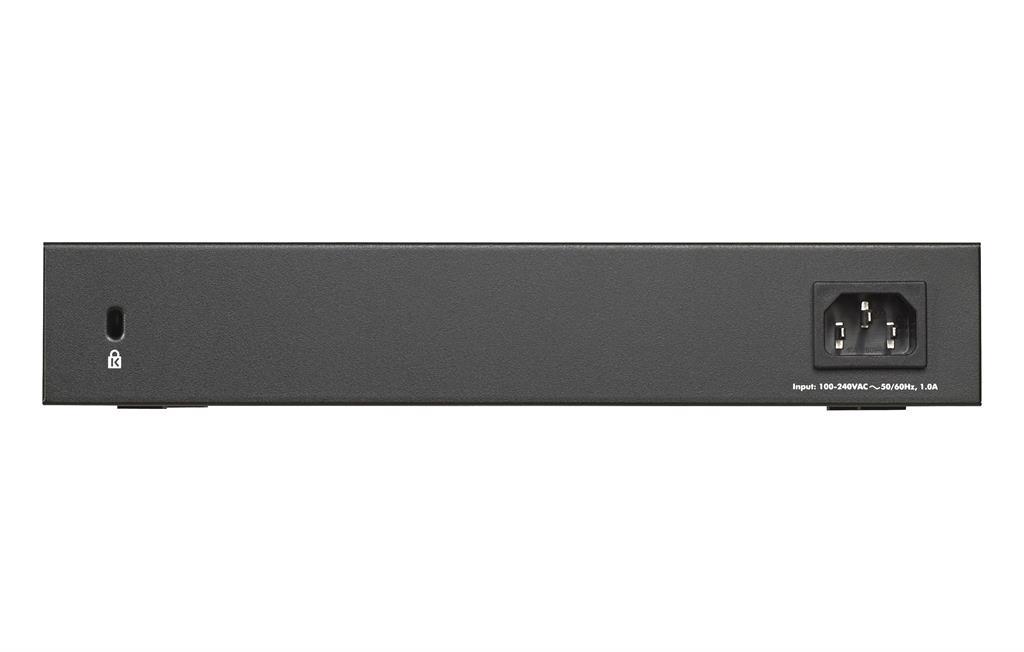 Netgear 24-Port Gigabit Desktop/Rackmount Switch Metal (GS324)