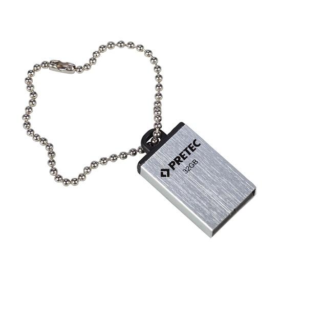 Pretec i-Disk Elite 16 GB silver