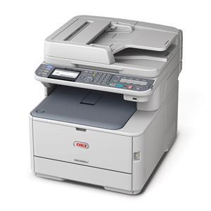 OKI MC562dnw A4 26/30 ppm ProQ2400 USB LAN Fax Wif