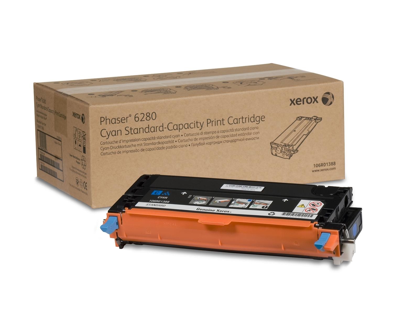 Toner Xerox cyan | 2200str | Phaser 6280