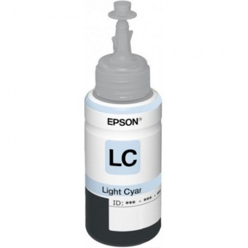 EPSON container T6735 light cyan ink (70ml - L800, L805, L810, L850, L1800)
