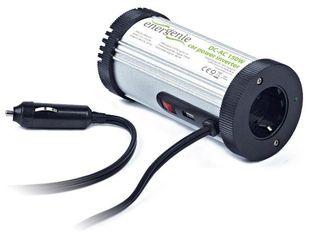 EnerGenie měnič napětí AC/DC 12V(automobil) na 230V 150 W