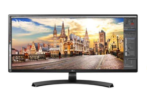 LG LCD 34UM68-P 34'' LED, IPS, 5ms, DC5mil, HDMI/DP, repro, 2560x1080, HAS, č