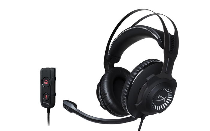HyperX Cloud Revolver S - Gaming Headset (Gun Metal)