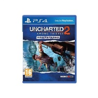 SONY PS4 hra Uncharted 2: Among Thieves