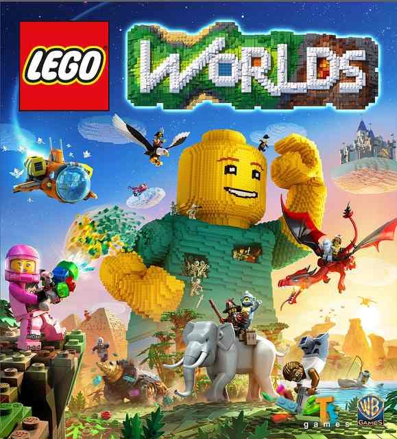 Warner Bros. PC hra LEGO Worlds