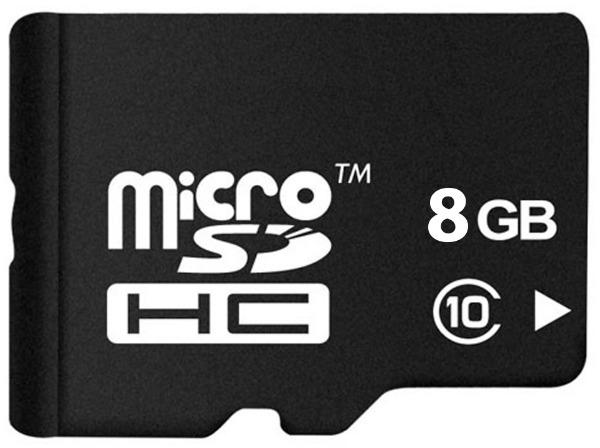 Pretec OEM Micro SDHC 08 GB